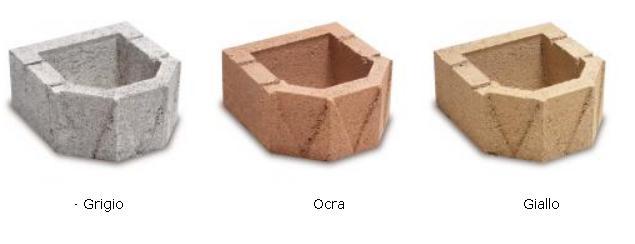 Blocco Contenimento Per Muri A Secco E Scarpate