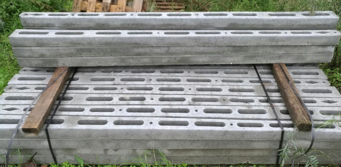 pali in cemento per recinzione roma